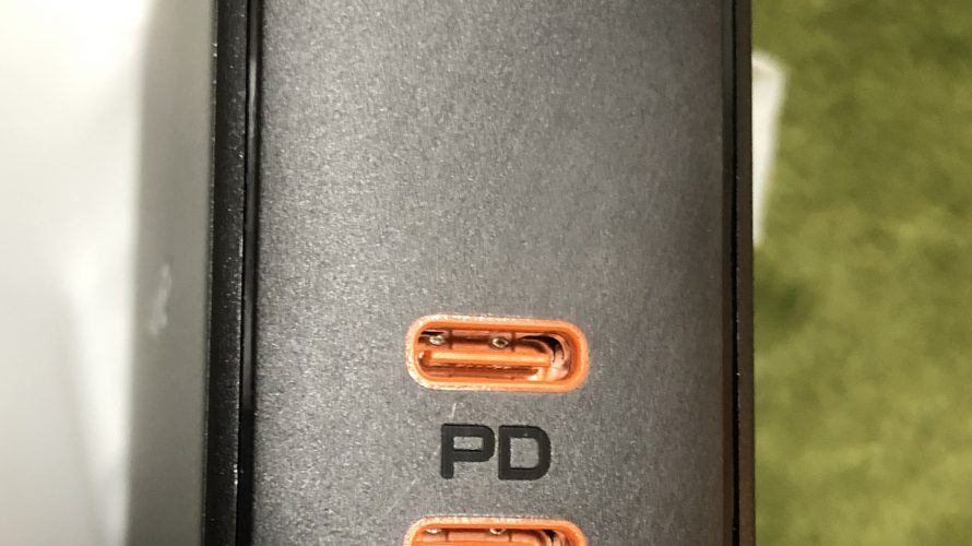 AUKEY ACアダプタ充電器 USB-C 2ポート 63W GaN